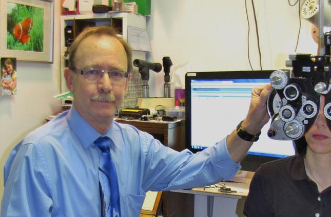 Dr. Jeffrey Byland