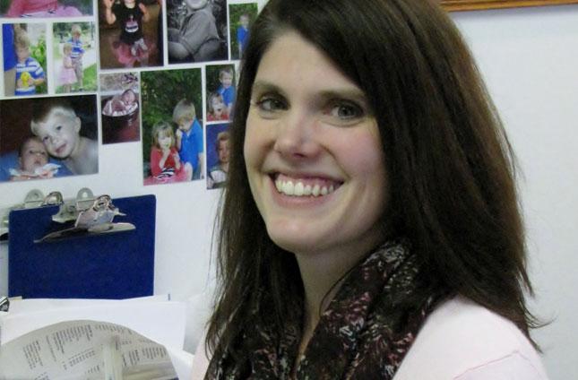 Dr. Lara Eenigenburg